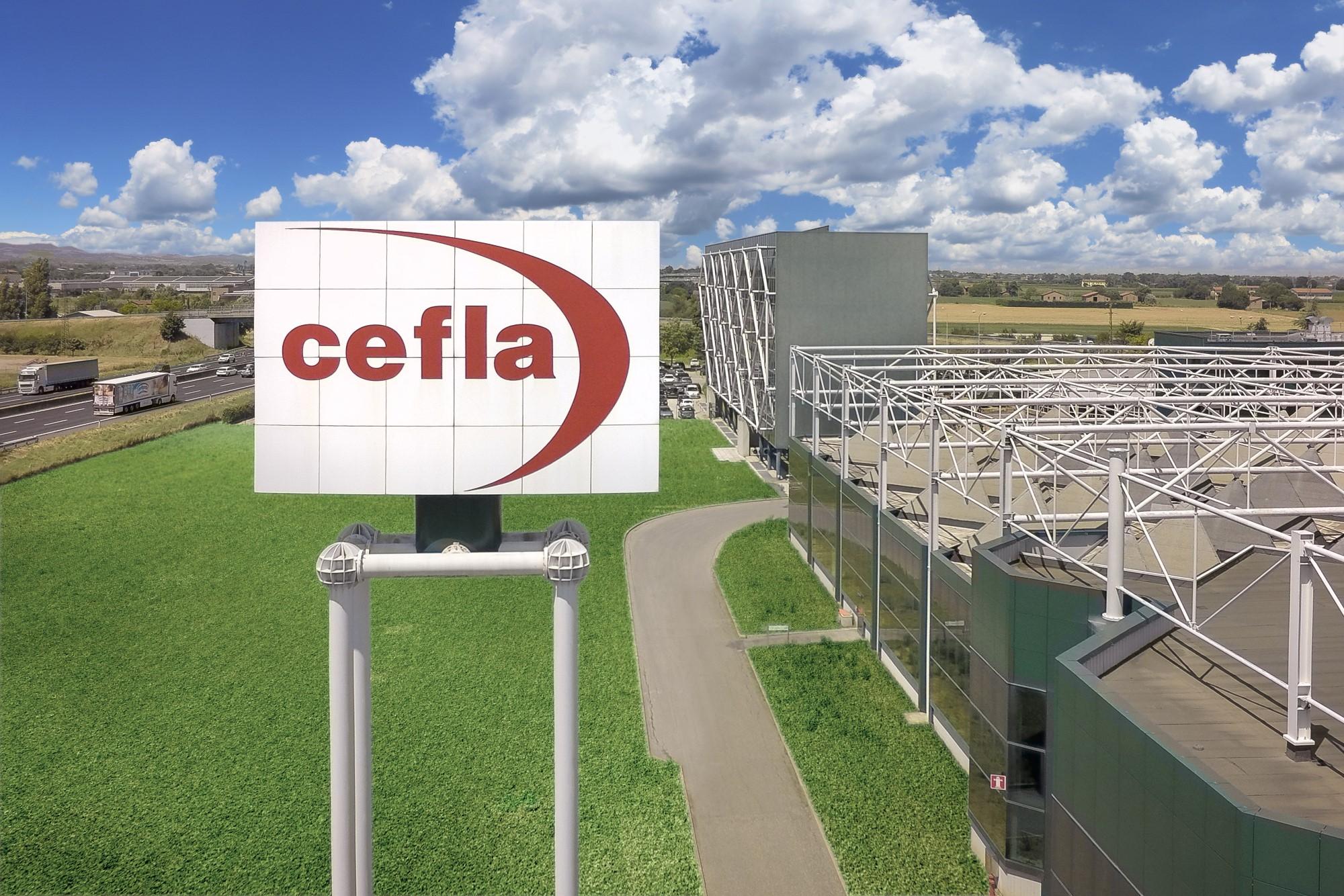 Servizio fotografico Cefla Group - Annual report