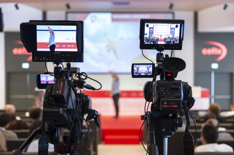 Cefla Corporate Workshop servizio foto e video