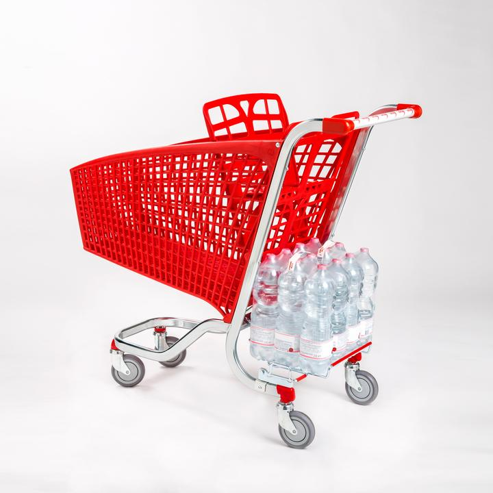 Render Cefla Shopfitting